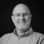 Greg Engel serves as a warden at St Michael's