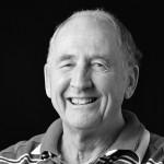 Reg Piper former Bishop of Wollongong